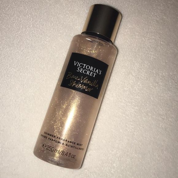 6f310795d09 Victoria s Secret Bare Vanilla Shimmer Mist NEW 💖
